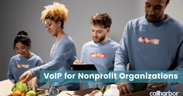Industry Article: VoIP for Nonprofit Organizations