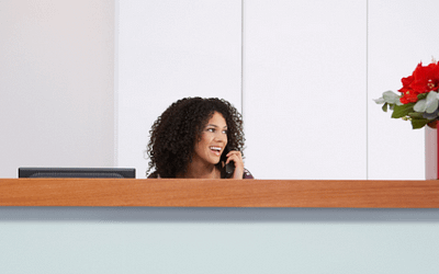 Features & Hardware for a Receptionist